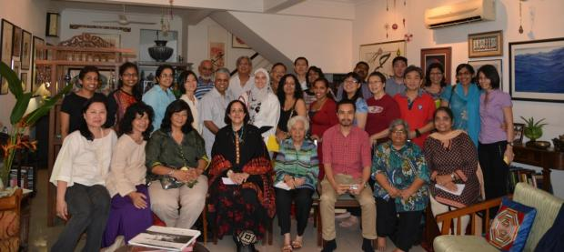 Dr Omnia Marzouk, President of Initiatives of Change International, visits Malaysia