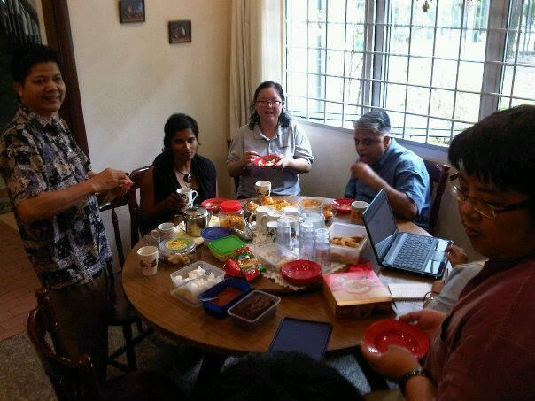 Sharing and Learning Café Malaysia