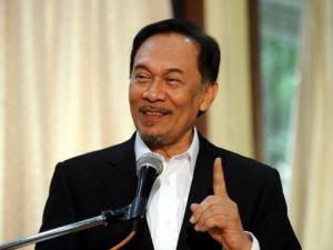 Dato' Seri Anwar Ibrahim, Leader of the Opposition in the Malaysian Parliament